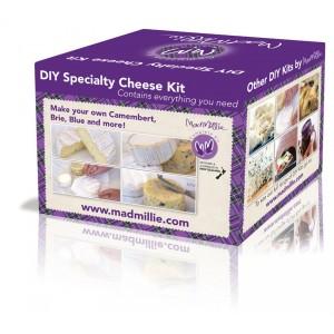 DIY Specialty Cheeses Kit