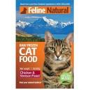 Feline Naturals Chicken/Venison 500g