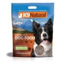 k9 Naturals Lamb Green Tripe 1kg