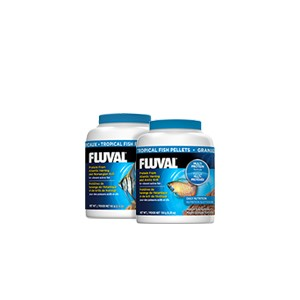 Fluval Tropical flakes 125g