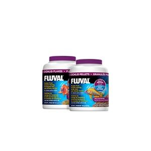 Fluval Cichlid Flakes 32g