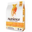 Nutrience Dog Grain Free Dog Turkey, Chicken & Herring  2.5kg