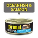 Primal Oceanfish & Salmon 100g
