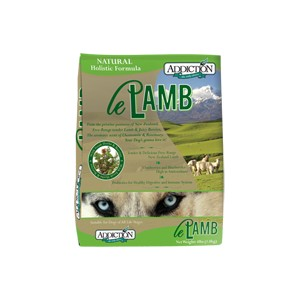 Addiction Le Lamb Dog Food 1.8kg
