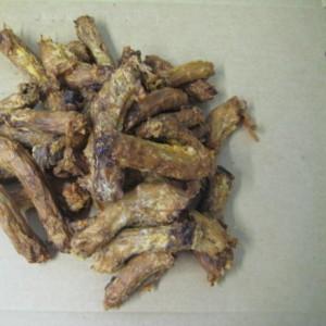 Dried Chicken Necks 100g pk