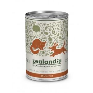 Zealandia Natural Dog Food Brushtail 370gm