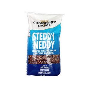 Cambridge Grains Steddy Neddy 25kg