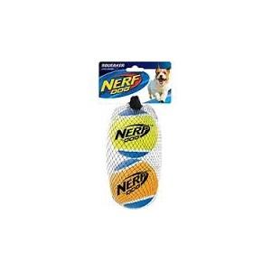 """Nerf Tennis Ball Large 4"""" 2pk"""