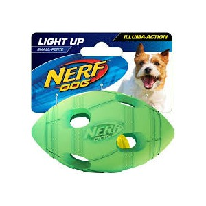 Nerf LED Light Football 5.5""